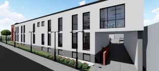 Planung eines Gemeindehauses