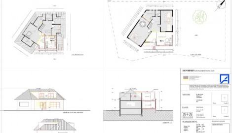 Umbau und Erweiterung eines Anwesens, Bonn