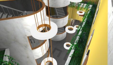 Interior Design, Lyon